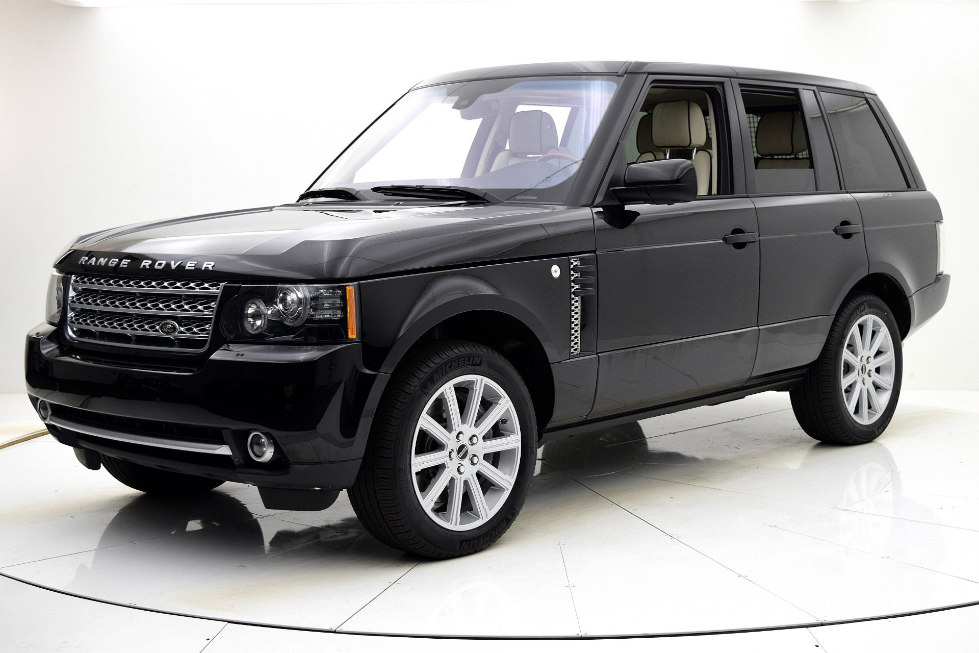 Used 2012 Land Rover Range Rover SC for sale Sold at Bentley Palmyra N.J. in Palmyra NJ 08065 2