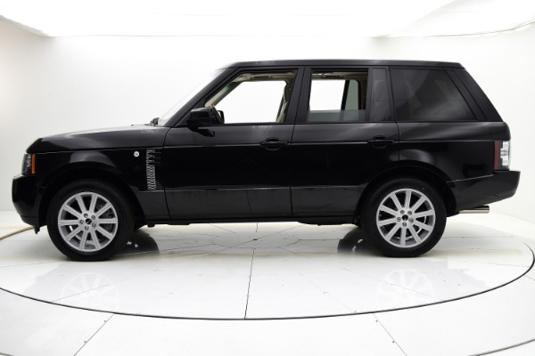 Used 2012 Land Rover Range Rover SC for sale Sold at Bentley Palmyra N.J. in Palmyra NJ 08065 3