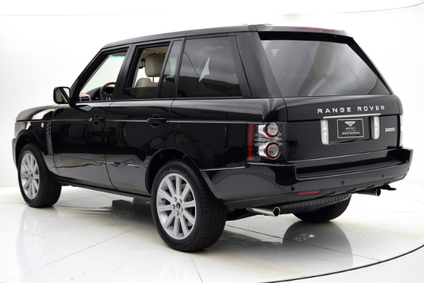 Used 2012 Land Rover Range Rover SC for sale Sold at Bentley Palmyra N.J. in Palmyra NJ 08065 4