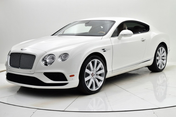 Used 2016 Bentley Continental GT V8 Coupe for sale $134,880 at F.C. Kerbeck Bentley Palmyra N.J. in Palmyra NJ 08065 2