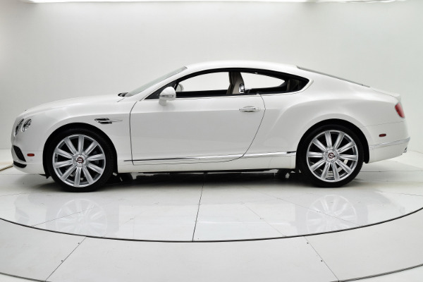 Used 2016 Bentley Continental GT V8 Coupe for sale $134,880 at F.C. Kerbeck Bentley Palmyra N.J. in Palmyra NJ 08065 3