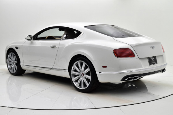 Used 2016 Bentley Continental GT V8 Coupe for sale $134,880 at F.C. Kerbeck Bentley Palmyra N.J. in Palmyra NJ 08065 4