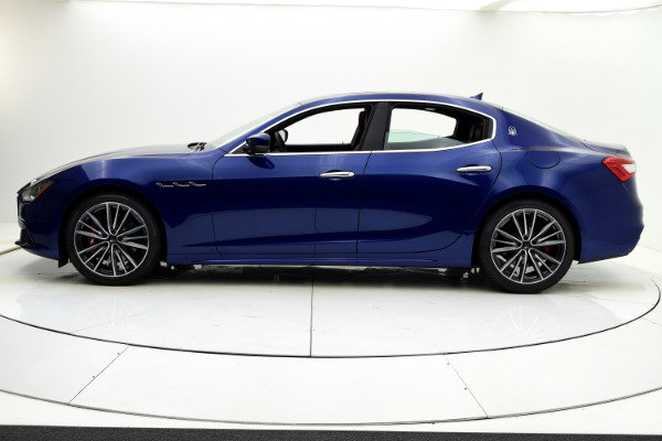 Used 2020 Maserati Ghibli S Q4 for sale $67,880 at Bentley Palmyra N.J. in Palmyra NJ 08065 3