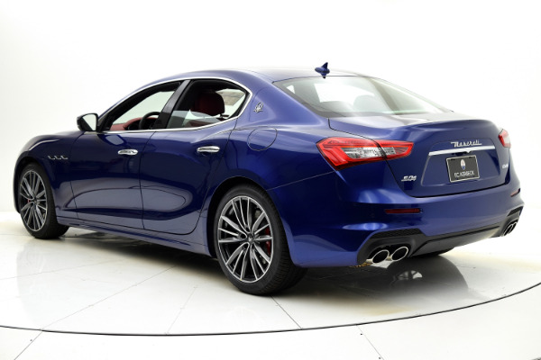Used 2020 Maserati Ghibli S Q4 for sale $67,880 at Bentley Palmyra N.J. in Palmyra NJ 08065 4
