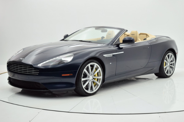 Used Used 2016 Aston Martin DB9 Volante for sale Call for price at F.C. Kerbeck Bentley Palmyra N.J. in Palmyra NJ