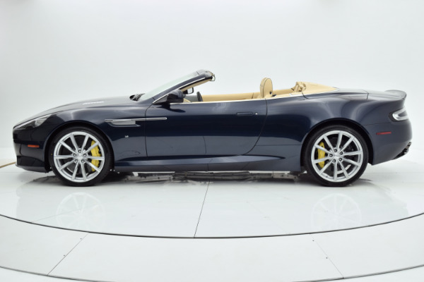 Used 2016 Aston Martin DB9 Volante for sale Sold at F.C. Kerbeck Bentley Palmyra N.J. in Palmyra NJ 08065 3
