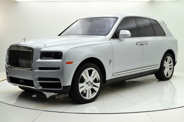 Used Used 2019 Rolls-Royce Cullinan for sale <s>$396,525</s> | <span style='color: red;'>$319,880</span> at Bentley Palmyra N.J. in Palmyra NJ