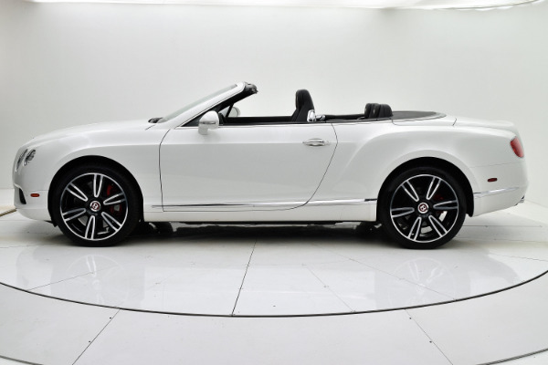 Used 2014 Bentley Continental GT V8 Convertible for sale Sold at Bentley Palmyra N.J. in Palmyra NJ 08065 3