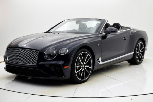 New 2020 Bentley Continental GT V8 First Edition Convertible for sale $288,030 at F.C. Kerbeck Bentley Palmyra N.J. in Palmyra NJ 08065 2