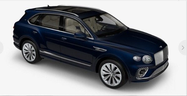 New 2021 Bentley Bentayga V8 First Edition for sale $234,650 at Bentley Palmyra N.J. in Palmyra NJ 08065 2