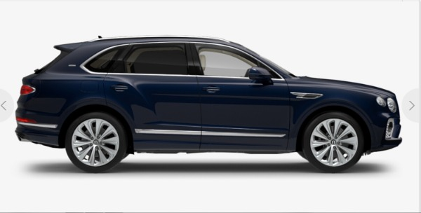 New 2021 Bentley Bentayga V8 First Edition for sale $234,650 at Bentley Palmyra N.J. in Palmyra NJ 08065 3