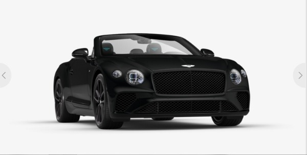 New 2021 Bentley Continental GT V8 Convertible for sale $269,335 at Bentley Palmyra N.J. in Palmyra NJ 08065 3