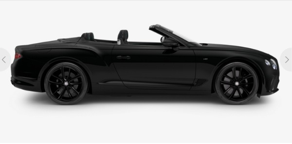 New 2021 Bentley Continental GT V8 Convertible for sale $269,335 at Bentley Palmyra N.J. in Palmyra NJ 08065 4