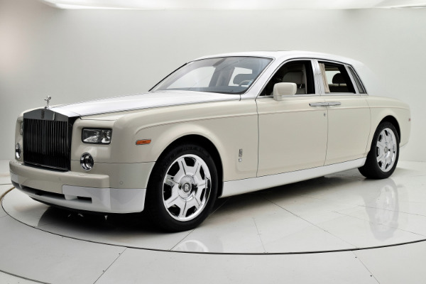 Used 2007 Rolls-Royce Phantom for sale $99,880 at Bentley Palmyra N.J. in Palmyra NJ 08065 2