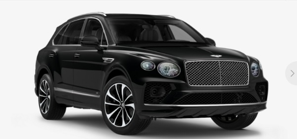 New 2021 Bentley Bentayga for sale $198,590 at Bentley Palmyra N.J. in Palmyra NJ 08065 3