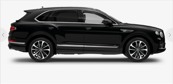 New 2021 Bentley Bentayga for sale $198,590 at Bentley Palmyra N.J. in Palmyra NJ 08065 4