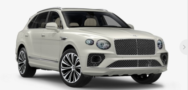 New 2021 Bentley Bentayga for sale $221,415 at Bentley Palmyra N.J. in Palmyra NJ 08065 3