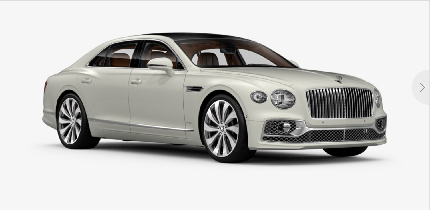 New 2021 Bentley Flying Spur V8 for sale $241,480 at Bentley Palmyra N.J. in Palmyra NJ 08065 2