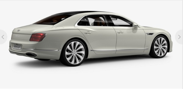 New 2021 Bentley Flying Spur V8 for sale $241,480 at Bentley Palmyra N.J. in Palmyra NJ 08065 4