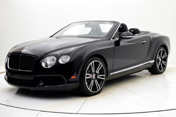 Used Used 2014 Bentley Continental GT V8 Convertible for sale $122,880 at Bentley Palmyra N.J. in Palmyra NJ