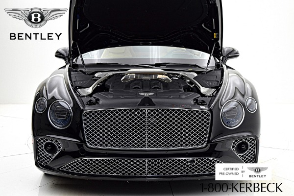 Used 2020 Bentley Continental GT V8 First Edition for sale Sold at Bentley Palmyra N.J. in Palmyra NJ 08065 3