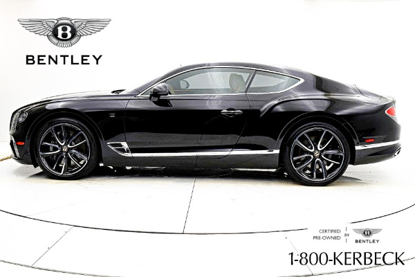 Used 2020 Bentley Continental GT V8 First Edition for sale Sold at Bentley Palmyra N.J. in Palmyra NJ 08065 4