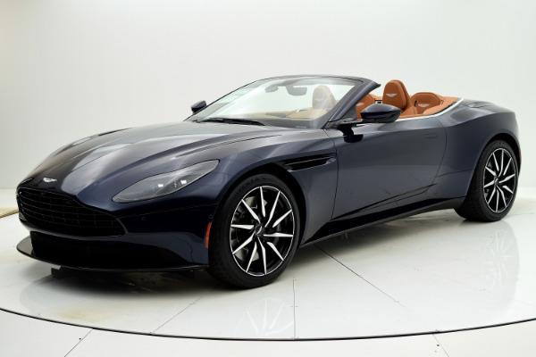 New 2021 Aston Martin DB11 Volante for sale $253,986 at Bentley Palmyra N.J. in Palmyra NJ 08065 2