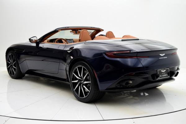 New 2021 Aston Martin DB11 Volante for sale $253,986 at Bentley Palmyra N.J. in Palmyra NJ 08065 4
