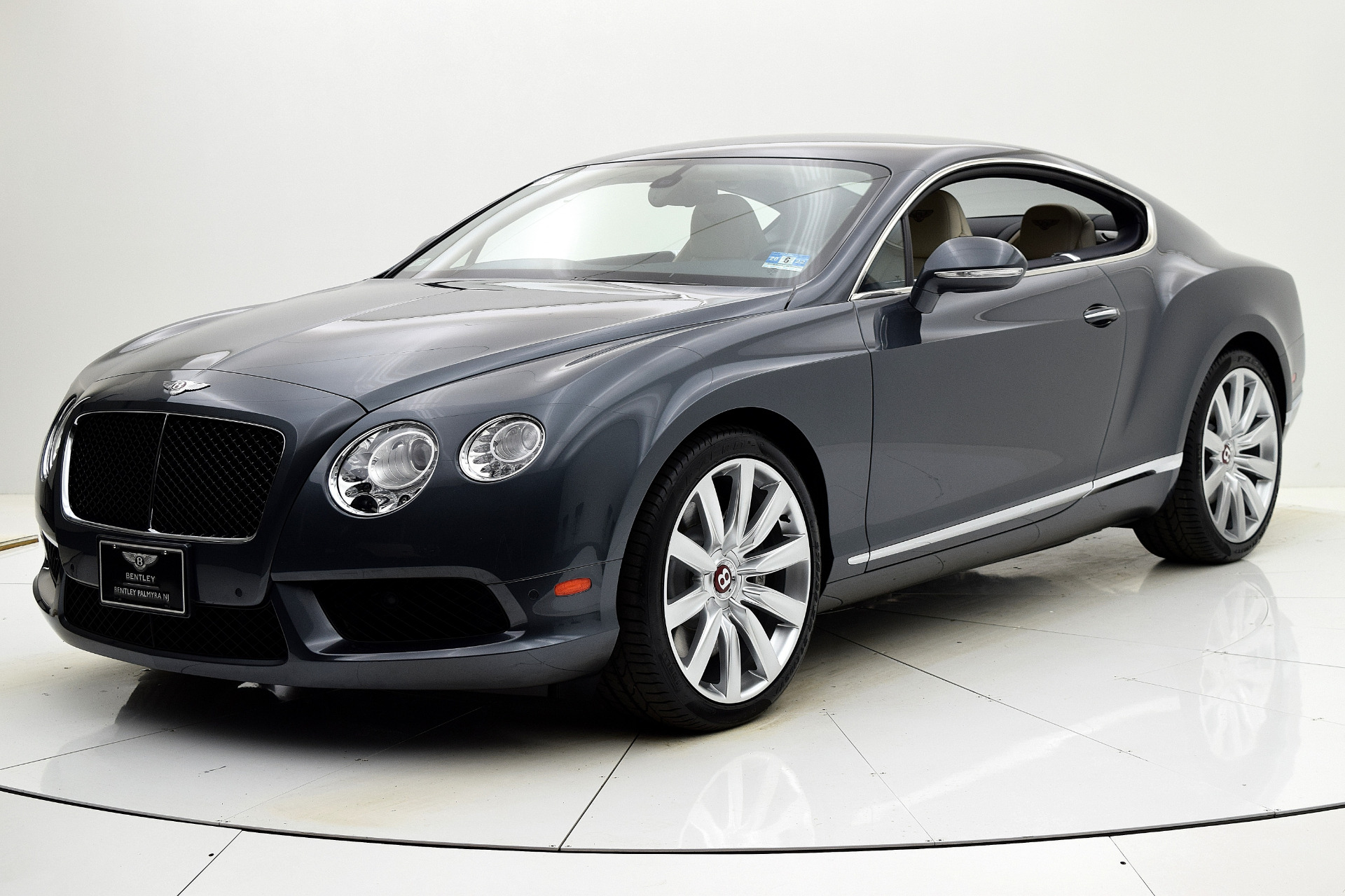 Used 2013 Bentley Continental GT V8 Coupe for sale Sold at Bentley Palmyra N.J. in Palmyra NJ 08065 2