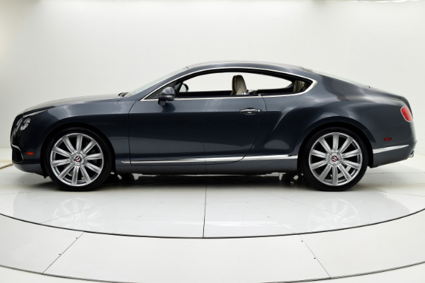 Used 2013 Bentley Continental GT V8 Coupe for sale Sold at Bentley Palmyra N.J. in Palmyra NJ 08065 3