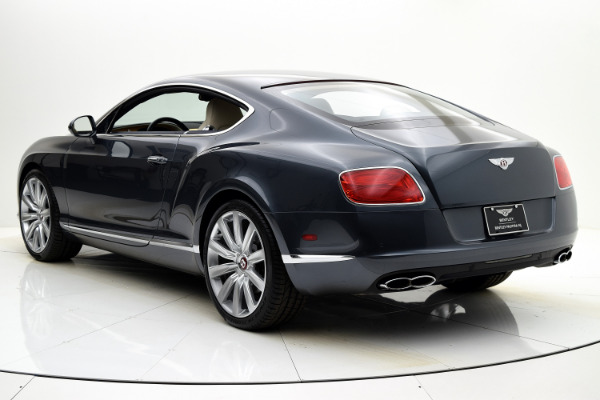 Used 2013 Bentley Continental GT V8 Coupe for sale Sold at Bentley Palmyra N.J. in Palmyra NJ 08065 4