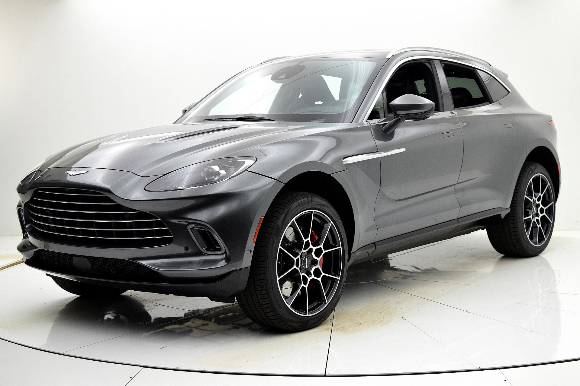 New 2021 Aston Martin DBX for sale Sold at Bentley Palmyra N.J. in Palmyra NJ 08065 2