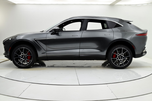 New 2021 Aston Martin DBX for sale Sold at Bentley Palmyra N.J. in Palmyra NJ 08065 3