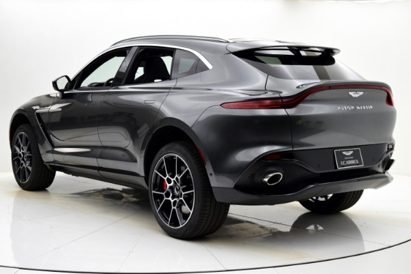 New 2021 Aston Martin DBX for sale Sold at Bentley Palmyra N.J. in Palmyra NJ 08065 4