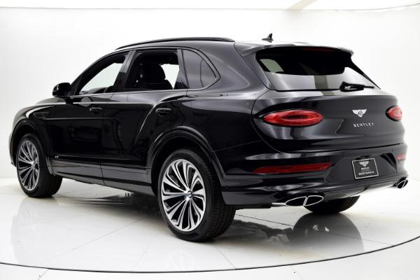 New 2021 Bentley Bentayga V8 for sale Sold at Bentley Palmyra N.J. in Palmyra NJ 08065 4