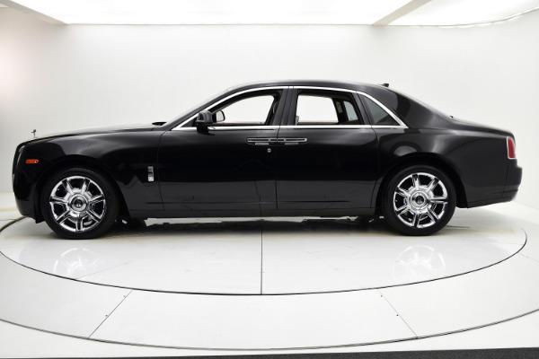 Used 2012 Rolls-Royce Ghost for sale Sold at Bentley Palmyra N.J. in Palmyra NJ 08065 3