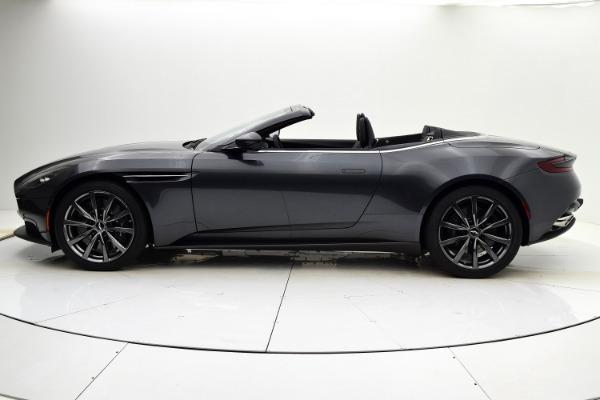 New 2021 Aston Martin DB11 V8 Volante for sale $239,586 at Bentley Palmyra N.J. in Palmyra NJ 08065 3