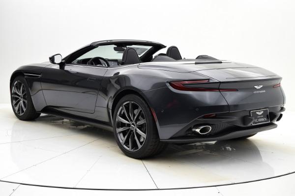 New 2021 Aston Martin DB11 V8 Volante for sale $239,586 at Bentley Palmyra N.J. in Palmyra NJ 08065 4