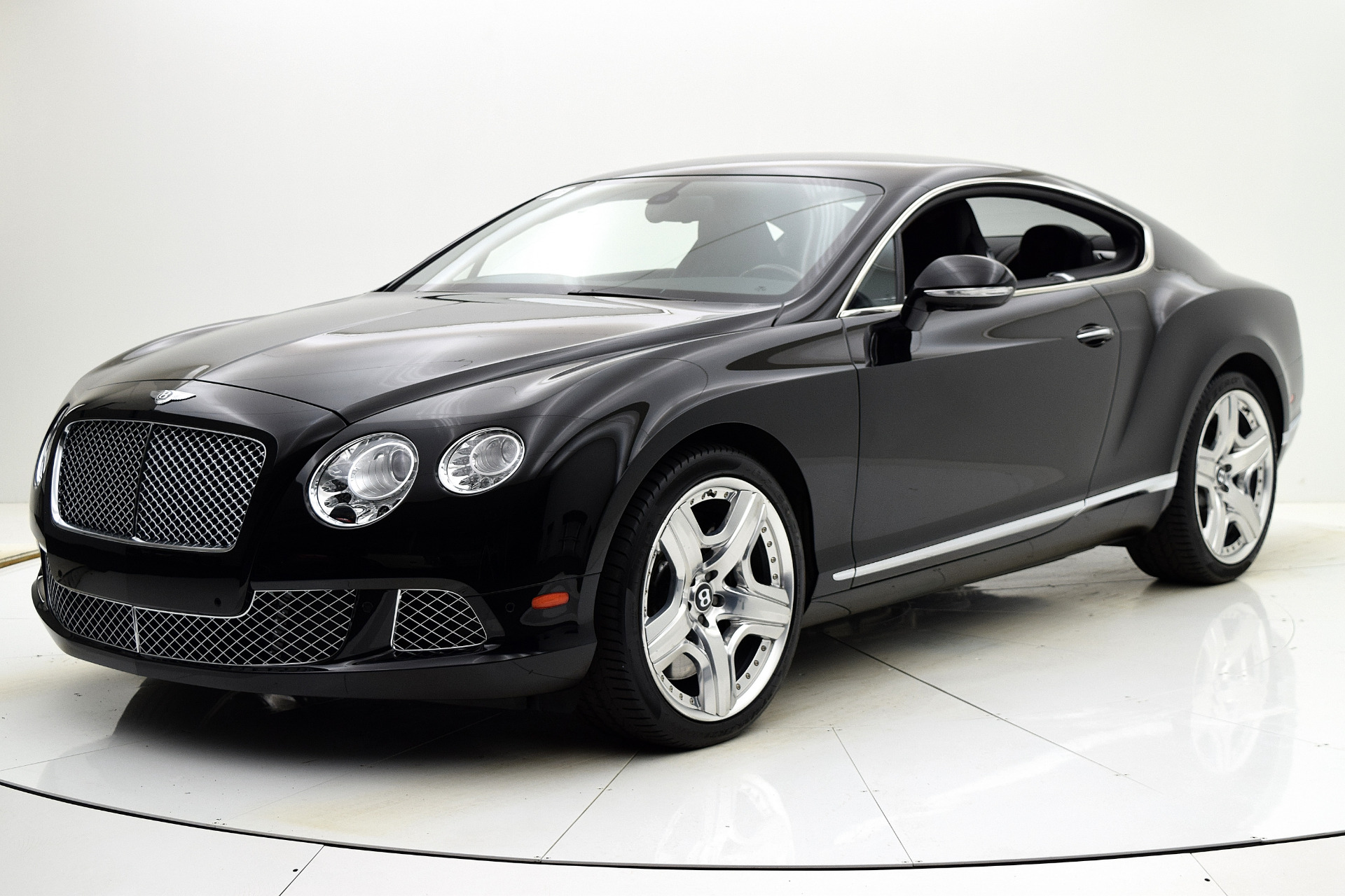 Used 2012 Bentley Continental GT W12 Coupe for sale Sold at Bentley Palmyra N.J. in Palmyra NJ 08065 2