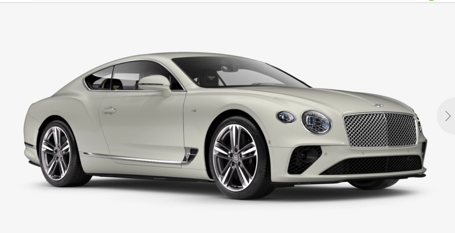 New 2021 Bentley Continental GT V8 Coupe for sale Sold at Bentley Palmyra N.J. in Palmyra NJ 08065 2