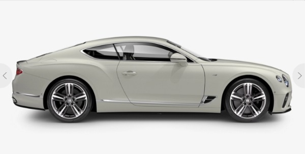 New 2021 Bentley Continental GT V8 Coupe for sale Sold at Bentley Palmyra N.J. in Palmyra NJ 08065 3