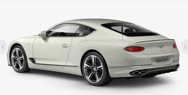 New 2021 Bentley Continental GT V8 Coupe for sale Sold at Bentley Palmyra N.J. in Palmyra NJ 08065 4