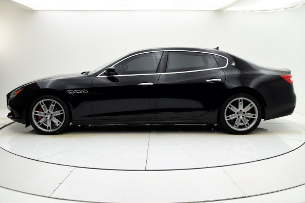 Used 2018 Maserati Quattroporte S Q4 for sale Sold at Bentley Palmyra N.J. in Palmyra NJ 08065 3