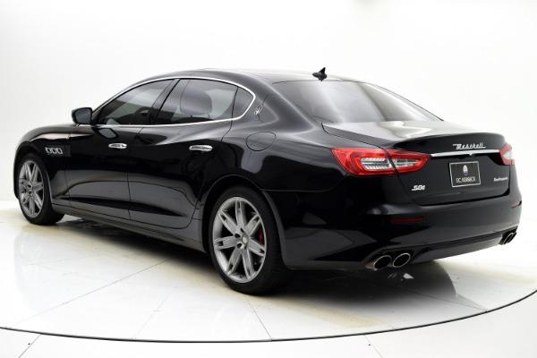 Used 2018 Maserati Quattroporte S Q4 for sale Sold at Bentley Palmyra N.J. in Palmyra NJ 08065 4