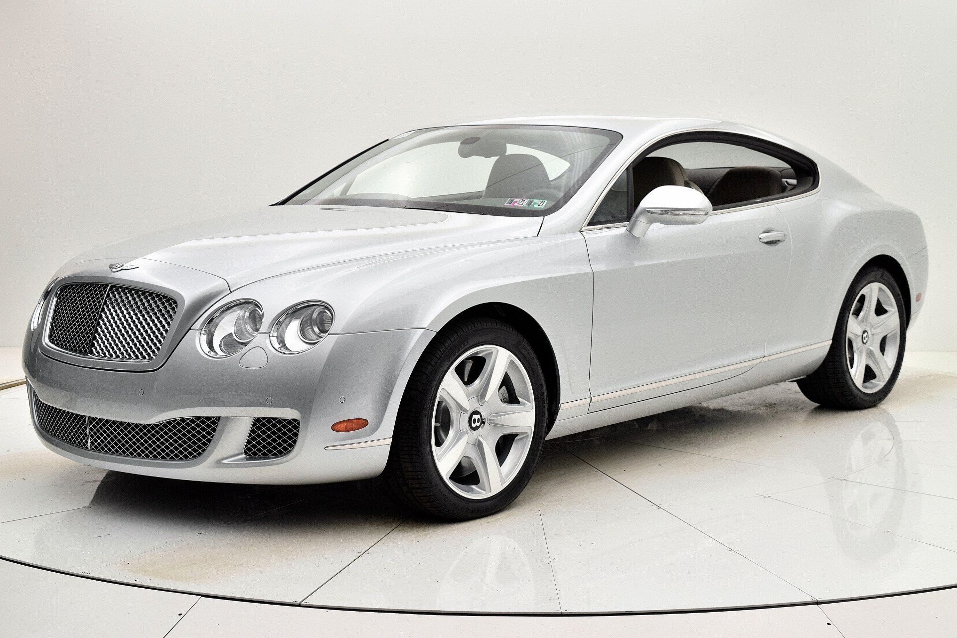 Used 2010 Bentley Continental GT Coupe for sale Sold at Bentley Palmyra N.J. in Palmyra NJ 08065 2