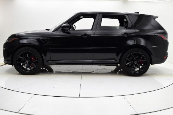 Used 2018 Land Rover Range Rover Sport SVR for sale $99,880 at Bentley Palmyra N.J. in Palmyra NJ 08065 3