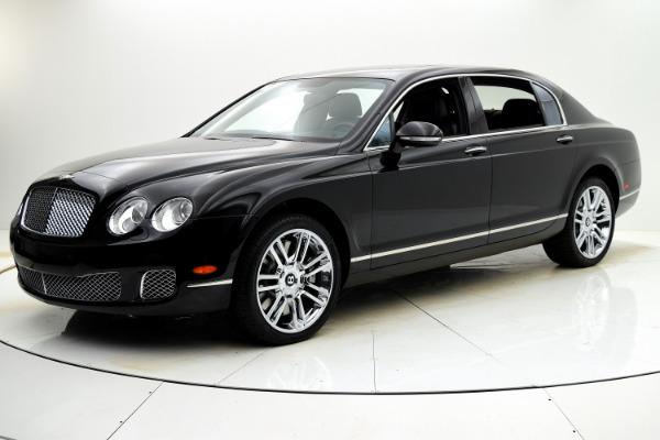 Used Used 2012 Bentley Continental Flying Spur for sale $79,880 at Bentley Palmyra N.J. in Palmyra NJ