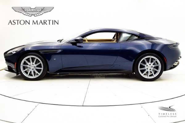 Used 2017 Aston Martin DB11 Coupe for sale $149,880 at Bentley Palmyra N.J. in Palmyra NJ 08065 3