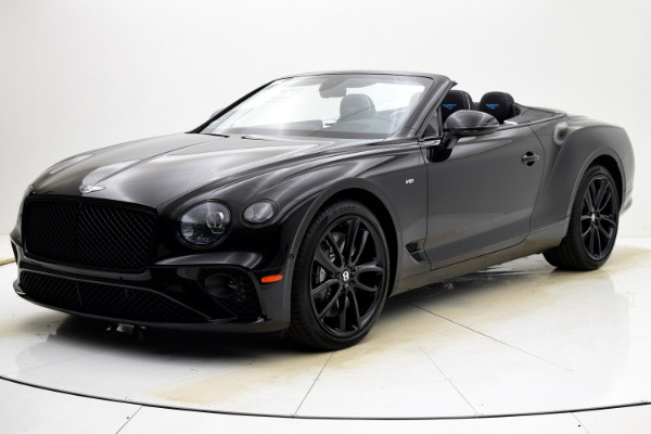 New New 2021 Bentley Continental GT V8 Convertible for sale $269,335 at Bentley Palmyra N.J. in Palmyra NJ