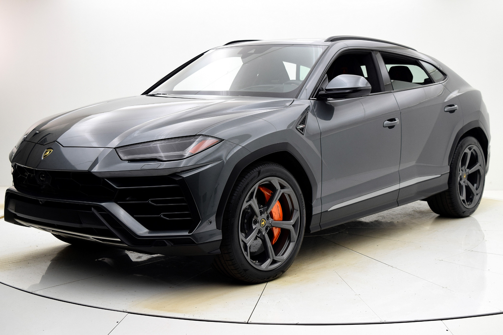 Used 2020 Lamborghini Urus for sale $259,880 at Bentley Palmyra N.J. in Palmyra NJ 08065 2
